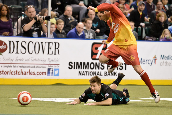 2/6/14-St. Louis Ambush vs Baltimore Blast