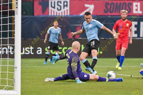 2019-09-10 - US Men's National Team vs Uruguay