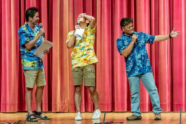 Alohaisai Comedy Tour: Show