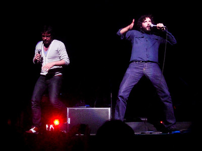 Flight of the Conchords - Seattle (5/11/09)