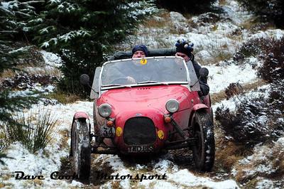 Ullister Hill, cars
