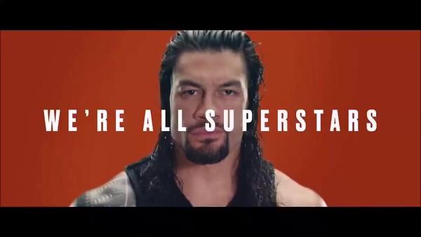 Roman Reigns - Screencaps SD Live Promo Video