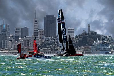 Americas Cup San Francisco 2013