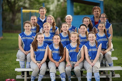 2016 MDP CYO Varsity Girls Softball