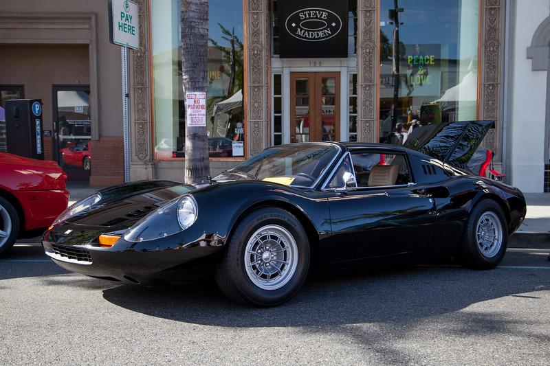 1972 Dino GTS 246