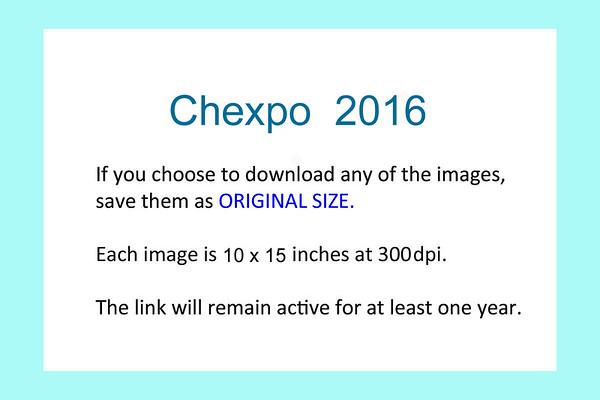 Chexpo 2016