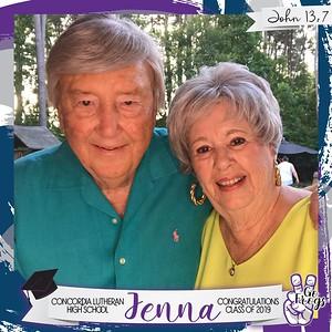 Congratulations Jenna! - 5.25.2019