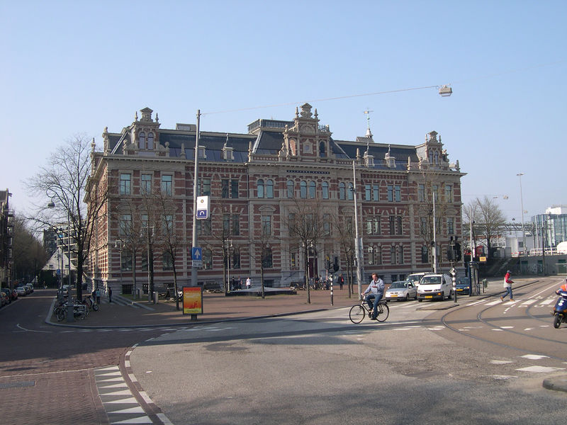 Yet more Amsterdam architecture