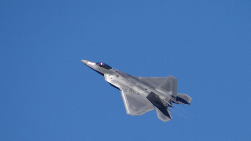 Lockheed Martin/Boeing F-22 Raptor