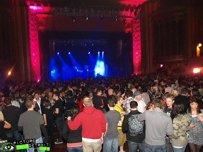 Congress Theater - Deadmau5 with Crookers
