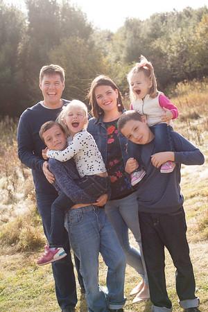 Shelagh's Family