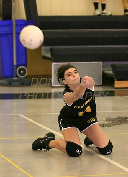 SJB/CTT O Team Volleyball