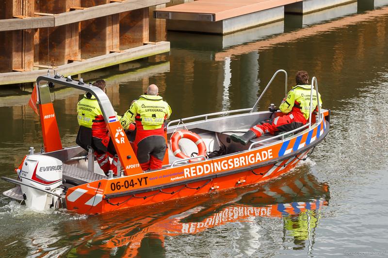 Inspectie jachthaven Noorderhaven