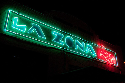 02/02/10 - AMF at La Zona Rosa for SXSW