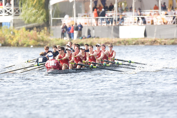 2008 Head of the Charles  ~ Youth Men's Eights