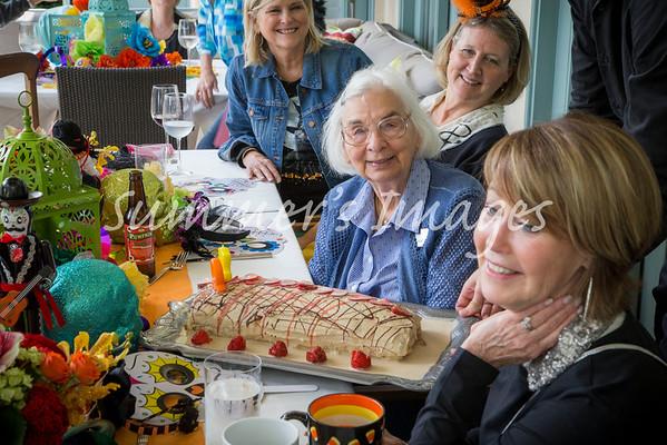 Edith's Birthday