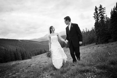 Wedding album: Amy and Matt at Timber Ridge