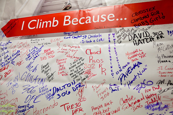 Fight for Air Climb 2012