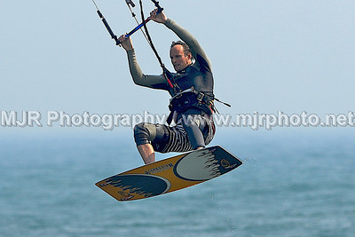 Kite Boarding, Montauk, (7-8-07)