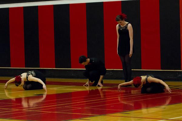 Bandon Dance team