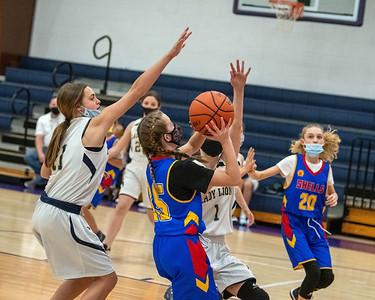 2021 Roxana 6th Grade Basketball