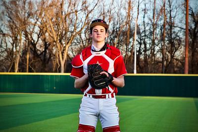 2021 Union Baseball - Catchers