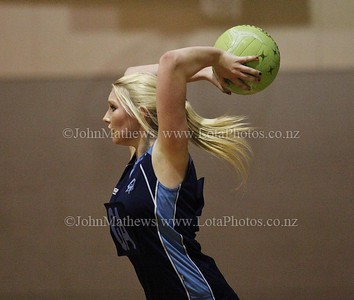 Aug 12 - Netball - Regional Div 1 Sacred Heart v Aotea