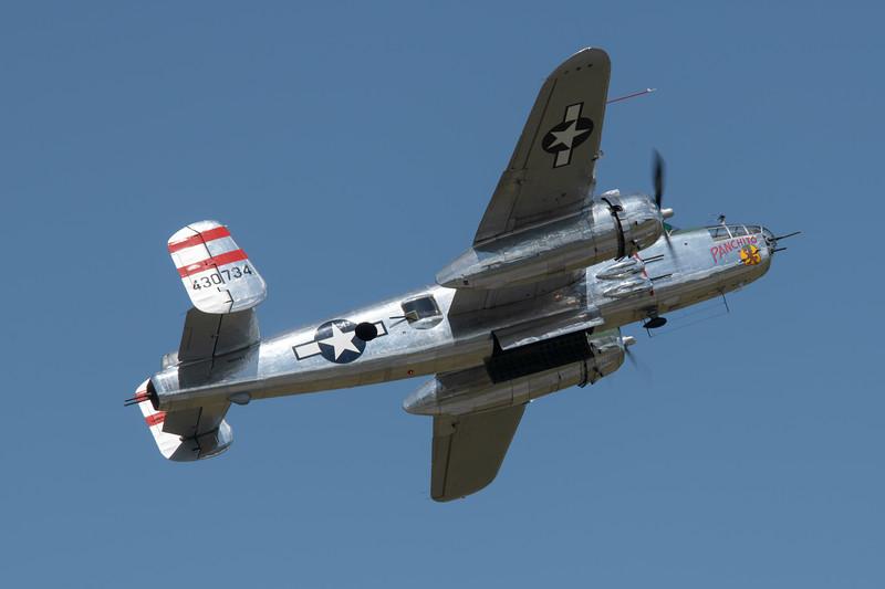 Panchito - B-25J (February 16, 1945)