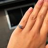0.78ct Round Brilliant Diamond Bridal Set by Cartier 58