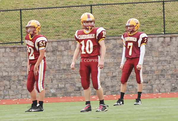 Cardinal Spellman VS Archbishop williams