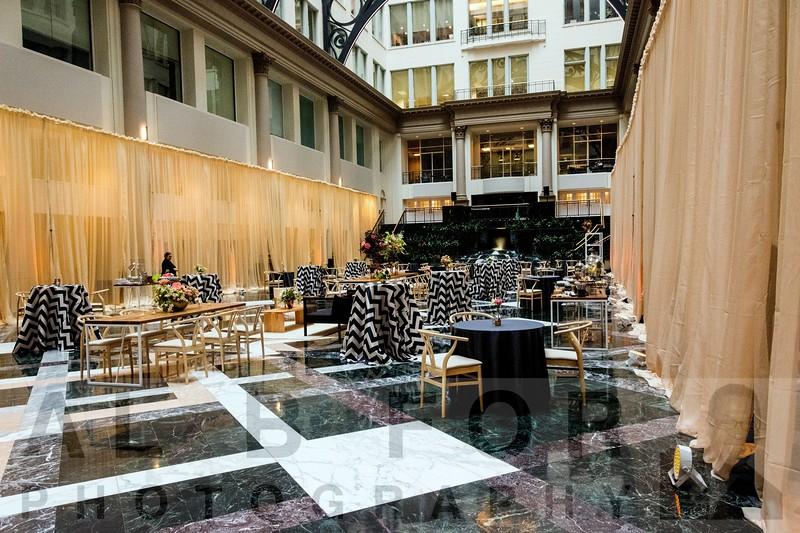 May 14, 2019  First Look Event at the Curtis Atrium by Constellation