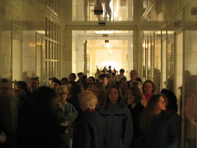 Mausoleum Open House
