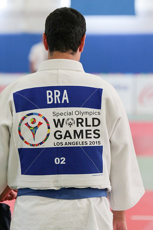 Judo Special Olympics World Games 2015
