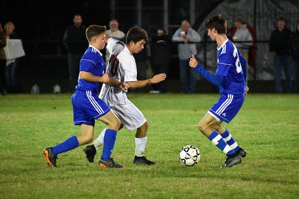 Mount Greylock boys soccer vs. Wahconah - 102119