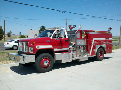 Kansas Fire Departments