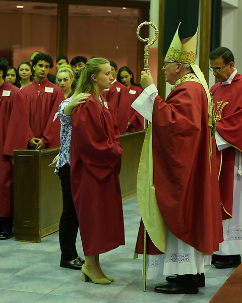 2019 Confirmation Blessing