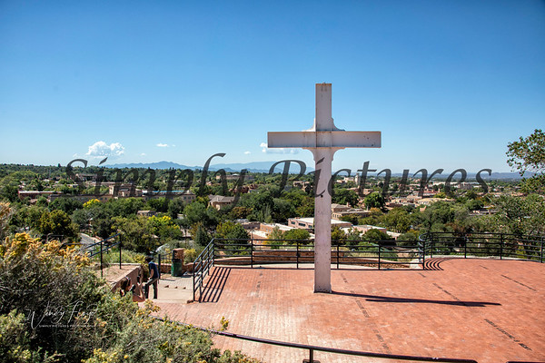 Cross of the Martrys  in Santa Fe