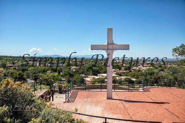 Cross of the Martrys  in Santa Fe