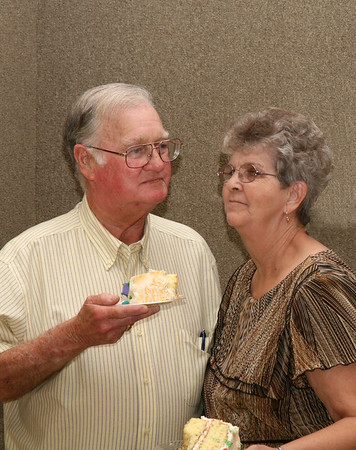 Mary and Robert Langston 50th Anniversary