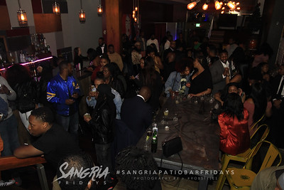 Sangria Fridays March 29th