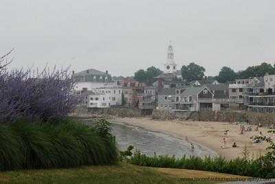 Rockport Mist & Rain