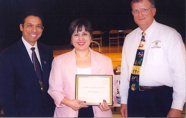 September 1999 Board Meeting