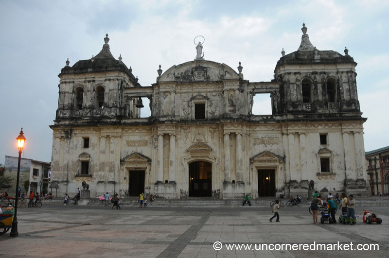 Leon's Grand Cathedral - Nicaragua