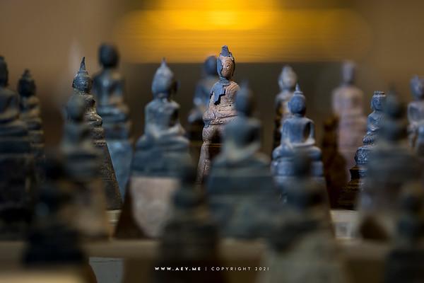 Prayoonbhandakharn the Buddha Images Museum