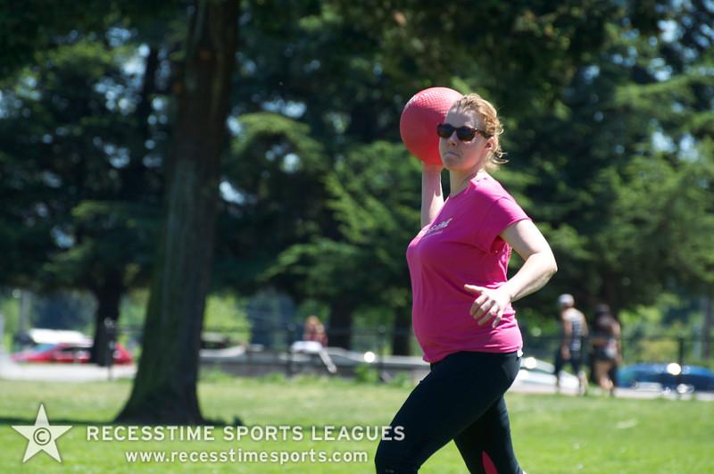 Recesstime Sports Leagues Portland Kickball Spring 2013 Dodgeball Bowling Ping Pong Mushball - 102