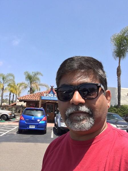 Sundar at San Marcos, California