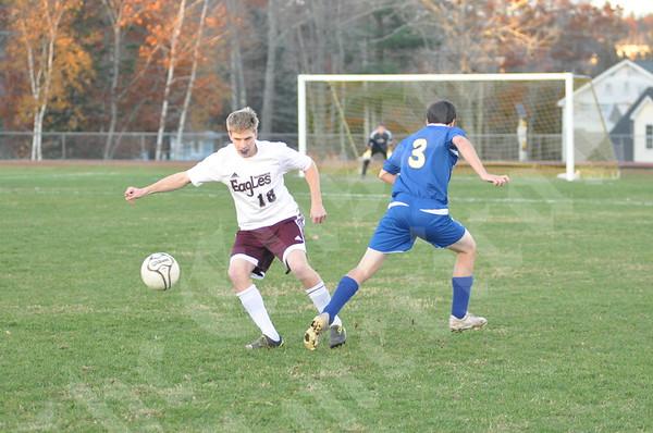 Boys: Hermon vs. Ellsworth Quarterfinal: October 28, 2010