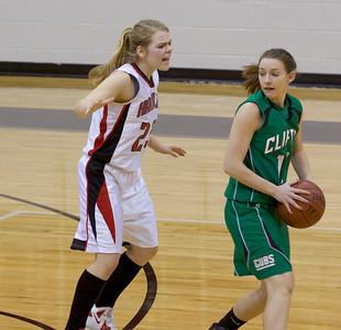 Varsity Basketball vs. Clifton