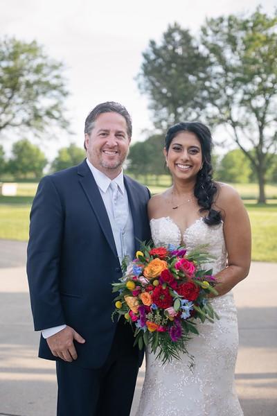 LeCapeWeddings Chicago Photographer - Renu and Ryan - Hilton Oakbrook Hills Indian Wedding -  897.jpg