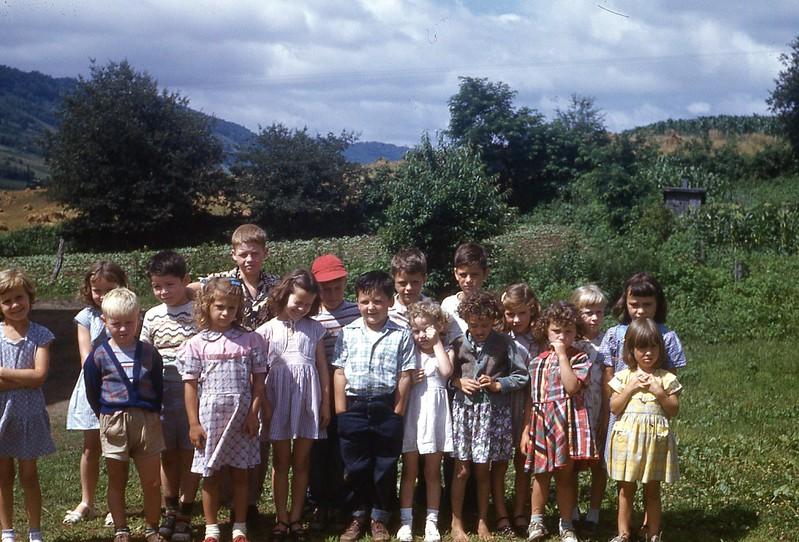 1951 June DVBS Beginners & Primary Stickleyville